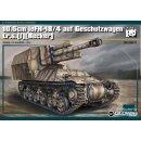1:35 10,5cm leFH-18/4 auf Geschützwagen Lr.s. (f) (Becker)