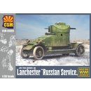 """1:35 Lanchester """"Russian Service"""""""