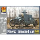 1:35 Minerva armoured Car