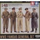 1:48 Famous General Set WW2