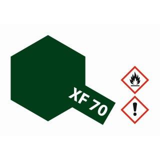 XF-70 Dunkel Grün matt 23ml