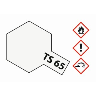 TS-65 Perleffekt  Klarlack glänzend 100m