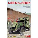 1:35 Austin Armoured Car 3rd Series:Czechoslovak,Russian,Soviet Service.Interior Kit