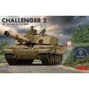 1:35 Challanger 2 British Main Battle Tank