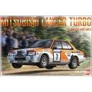 1:24 Mitsubishi Lancer Turbo 82 Rally of 1000 Lakes