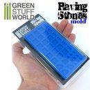 Silikon Texturplatten - Steinfliesenboden