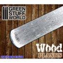 Strukturwalze - Holzdielen