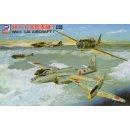 1:700 IJA Aircraft Set 1 WW2