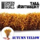 Hohes Gebüsch - Herbstliches Gelb