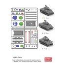 1:72 Allied Sherman M4A2 Tank