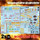 """Decal """"World on Fire"""""""