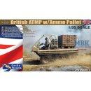 1:35 British ATMP w/ Ammo Pallet