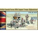 1:35 British Special Forces w/ Support Troops (Afgh.)