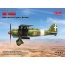 1:32 CR. 42AS, WWII Italian Fighter-Bomber