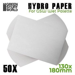 Hydro Paltettenpaier (50)