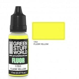 Fuor Farbe - Yellow 17ml