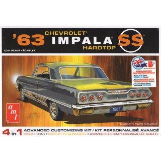 1:25 Chevrolet Impala SS Hardtop 1963