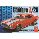 1:25 Chevrolet Camaro Z/28 1968