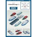 aktuelle Hafenfahrzeuge 1 HMV Modellbaubogen 3330