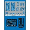 """Lasercut Set für """"Hafen-Diorama""""  HMV Lasercutsatz 4476"""