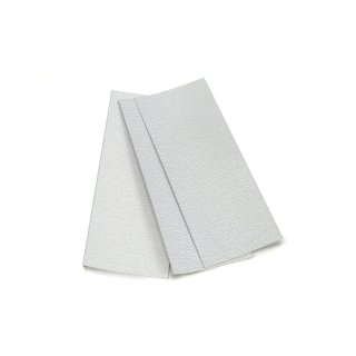 Schleifpapier  P800 Körnung (3Bögen)