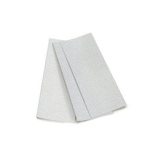 Schleifpapier  P2000 Körnung (3Bögen)