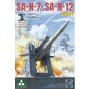 """1:35 Russian  SA-N """"GADLFY"""" & SA-N-12 """"GRIZZLY"""" SAM"""