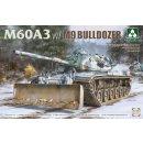 1:35 M60A3 w/ M9 Bulldozer